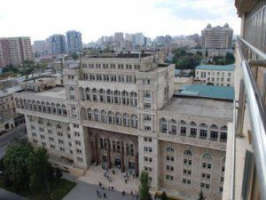 دانشگاه علوم پزشکی آذربایجان