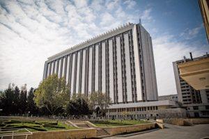 دانشگاه معماری و ساختمان سازی آذربایجان